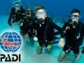 Divemaster internship Europe Diver 6