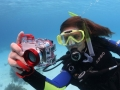 Divemaster internship Europe Divemaster underwater photo