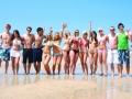 Divemaster internship Social  Beach 4