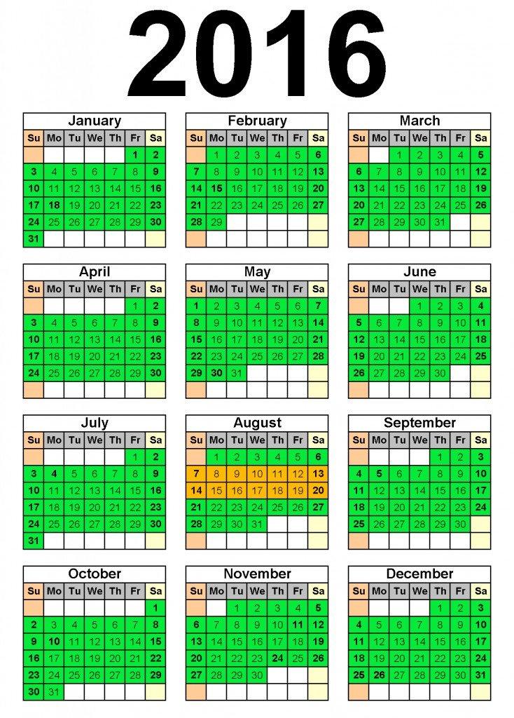 Divemaster internship dates